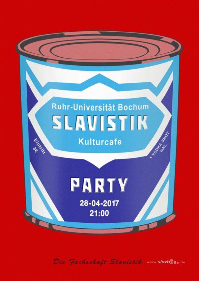 Slavistik Party