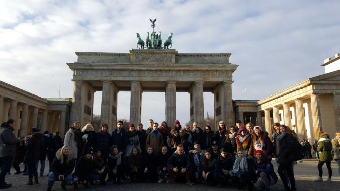 Rückblick: Berlin-Exkursion 2017